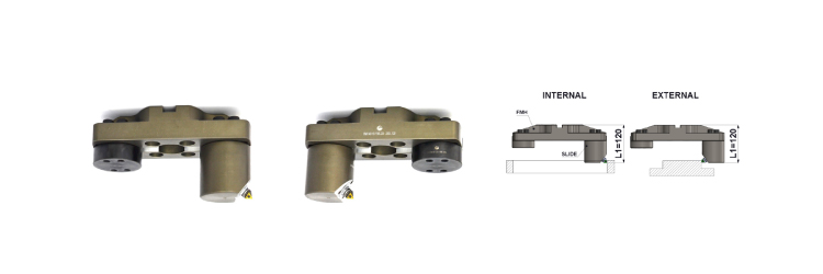 344 Adjustable Heavy Duty - Type B