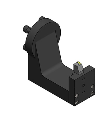 Flange Back Facing Tool Holder – Square Tool Type